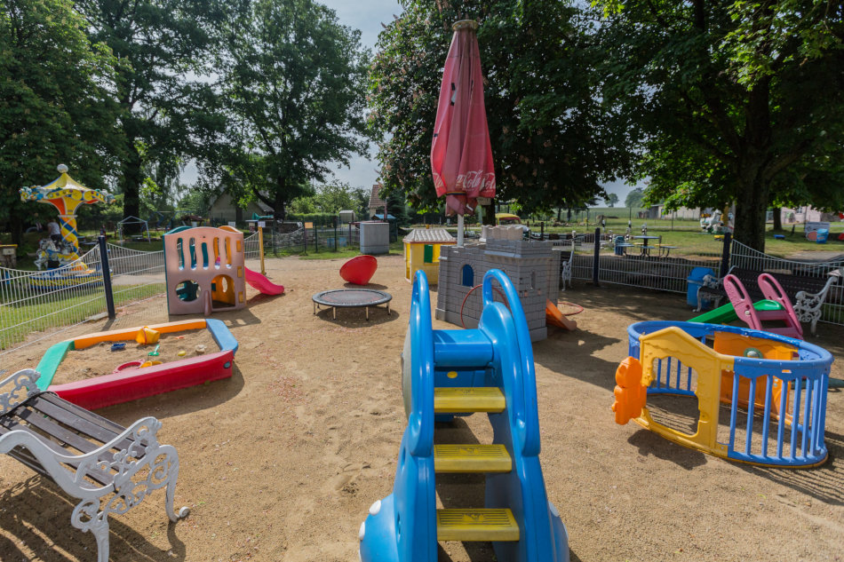 Kinderspielpark Kaltwasser Spielen Erholen Gastlichkeit